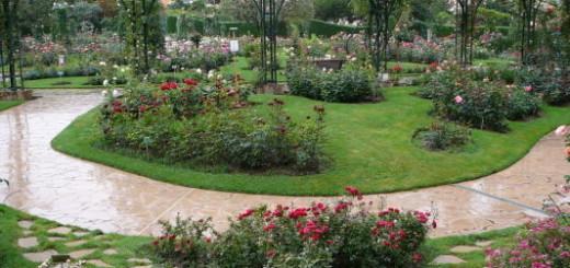 Пейзажный парк Фонвьей и розарий принцессы Грейс