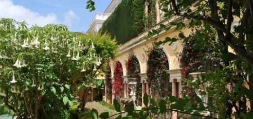 Екзотичний сад і грот обсерваторії