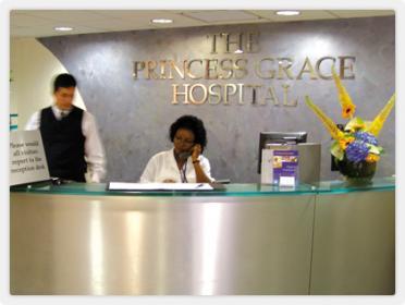 Госпиталь принцессы Грейс