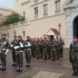 Парад в честь Национального дня Монако