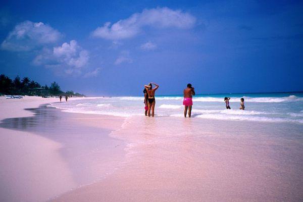 Самые необычные пляжи на земле