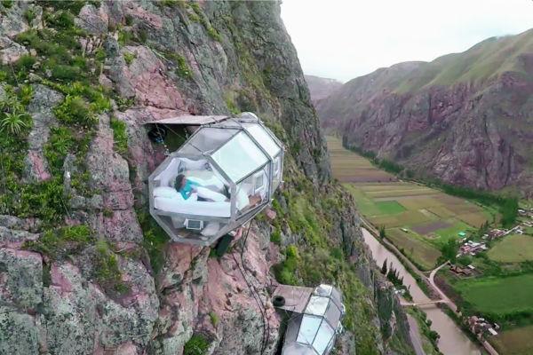 Самые странные отели в мире