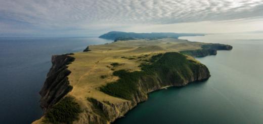 Путешествие на Байкальский остров Ольхон